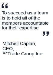 Quote from Mithell Caplan
